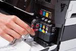 Profitez des cartouches d'encre haute capacité de l'imprimante multifonction MFC-J6720DW de Brother
