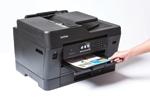 Profitez de la grande vitesse d'impression de l'imprimante MFC-J6930DW de Brother