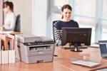 Imprimante multifonction noir et blanc MFC-L2700DN de Brother
