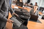 Découvrez l'efficacité des toners polymérisés compatibles avec l'imprimante multifonction laser MFC-L57200DN