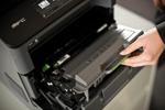 Les toner de l'imprimante multifonction mfc-l5750DW de brother sont d'une grande qualité