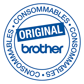 Logo consommables originaux Brother