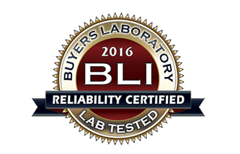 Buyers Laboratory 2016 BLI Award logo