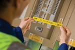 Pour les professionnels de l'électricité, l'étiqueteuse PT-P950NW est idéale