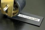 Les rubans disponibles avec l'étiqueteuse PT-D400VP sont ultra-résistants