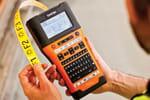 L'étiqueteuse PT-E550WVP pour les professionnels du câblage, de l'industrie et de l'électronique