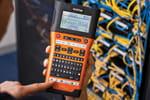 L'étiqueteuse PT-E550WVP est idéale pour la maintenance