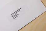 Créez vos publipostages plus efficacement avec l'imprimante d'étiquettes QL-720NW