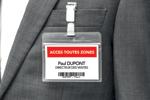 Imprimante d'étiquettes professionnelle QL-820NWB de Brother