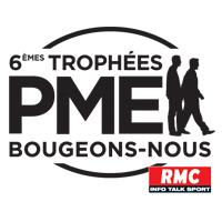 Trophées PME Bougeons Nous RMC avec Brother