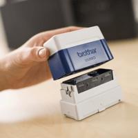 Découvrez les tampons pré-encrés du Stamp Creator Pro de Brother