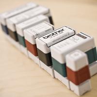 Les tampons du Stamp Creator Pro sont dispobinles en différentes tailles