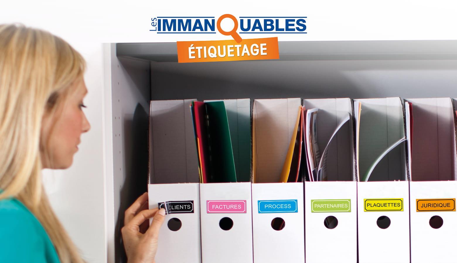 Immanquables Solutions d'Etiquetage - Promotions et offres Brother