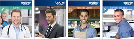 Brother participe au Salon Mobility for Business 2015