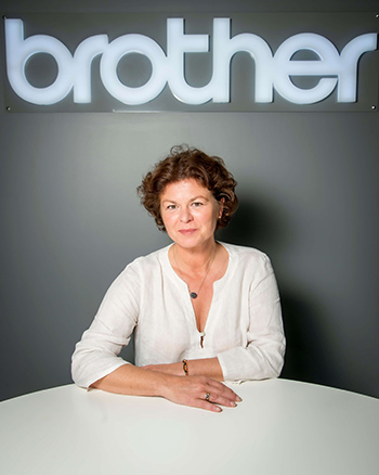 Nomination de Carole Hercend au poste de Directrice des Ressources Humaines de Brother France