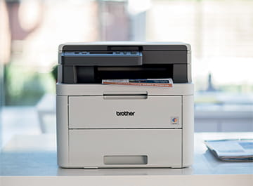 Imprimante laser couleur L3000
