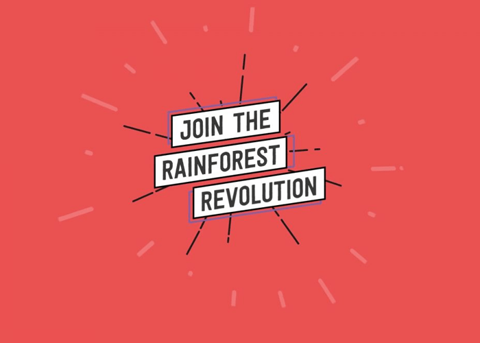 Rainforest revolution avec Cool Earth