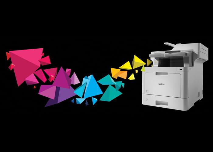 Nouvelle gamme d'imprimantes laser couleur de Brother