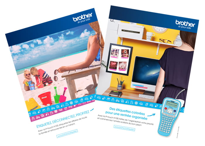 Campagne P-touch 2017