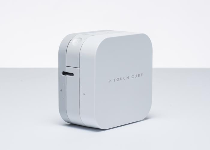 Le P-touch Cube, première étiqueteuse Bluetooth de Brother