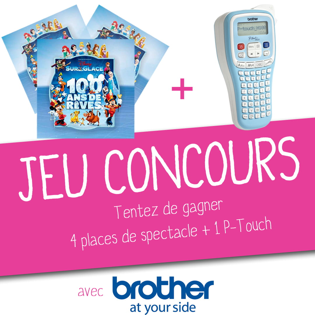 Jeu concours Instagram Brother !