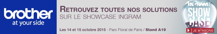 Brother sera présent au Showcase Ingram 2015