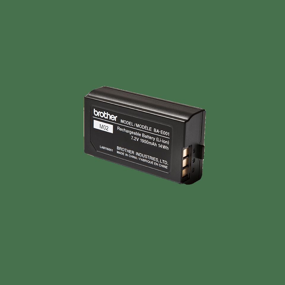 Batterie rechargeable pour étiqueteuse BA-E001 Brother originale