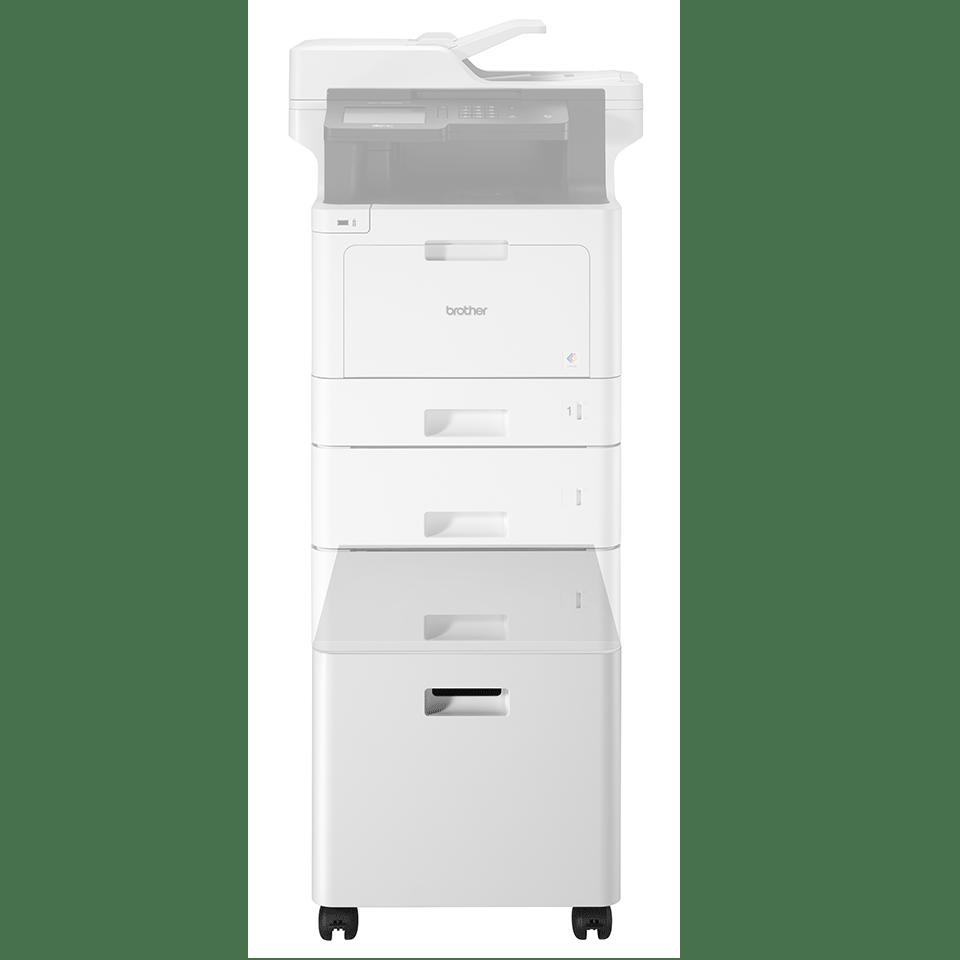 ZUNTBC4FARBLASER/MSL89 armoire inférieure pour imprimantes laser couleur Brother 5