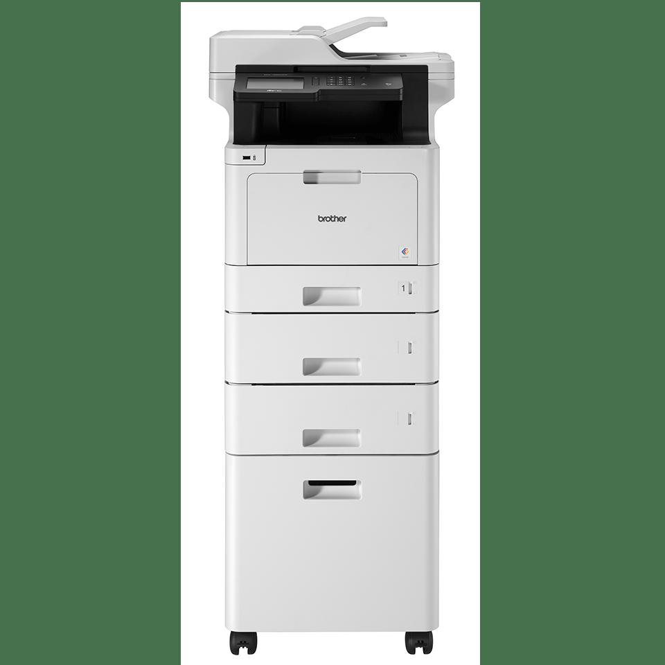 ZUNTBC4FARBLASER/MSL89 armoire inférieure pour imprimantes laser couleur Brother 6