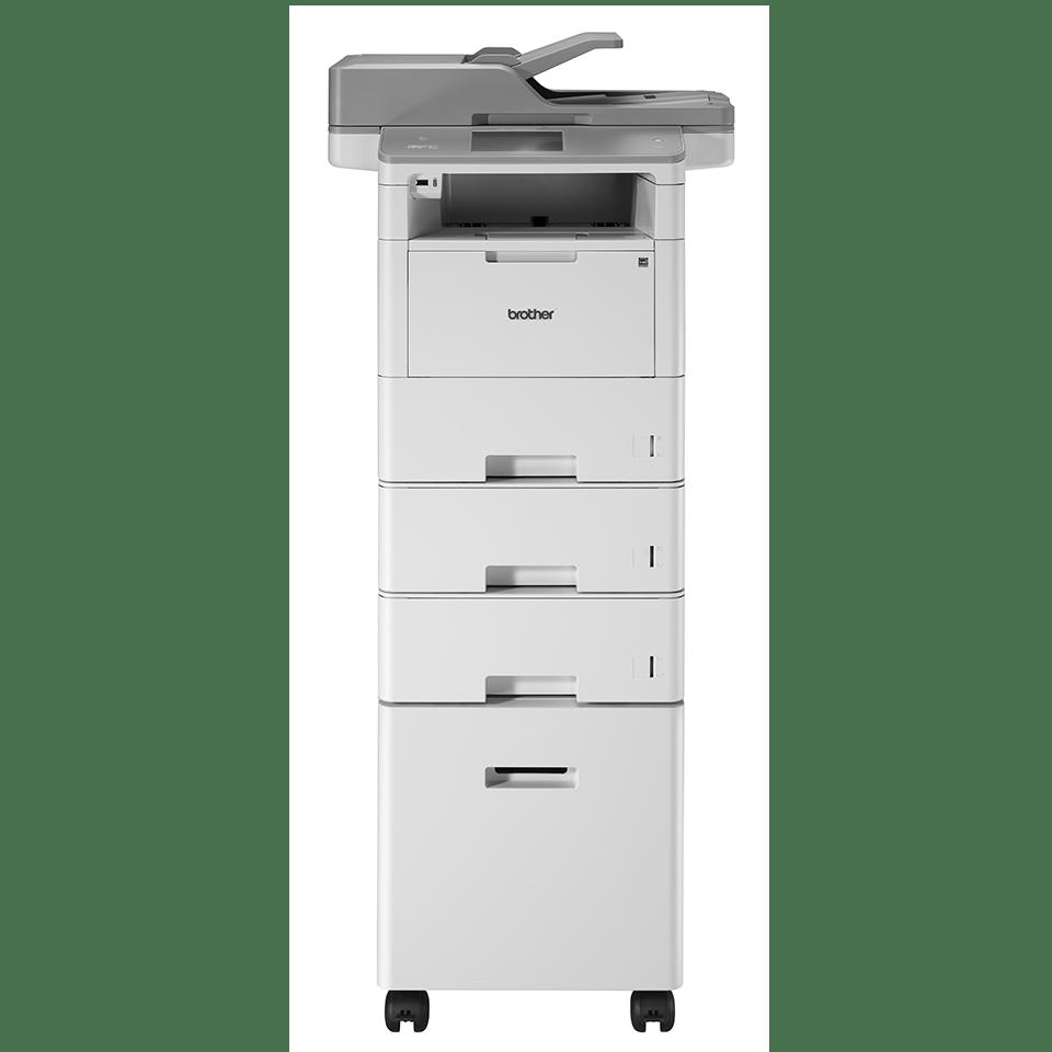 ZUNTL6000W armoire inférieure pour imprimantes laser monochrome Brother 5