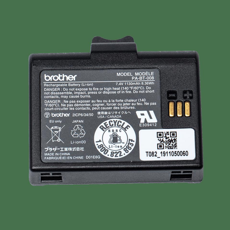 PA-BT-008 Batterie Li-ion rechargeable 2