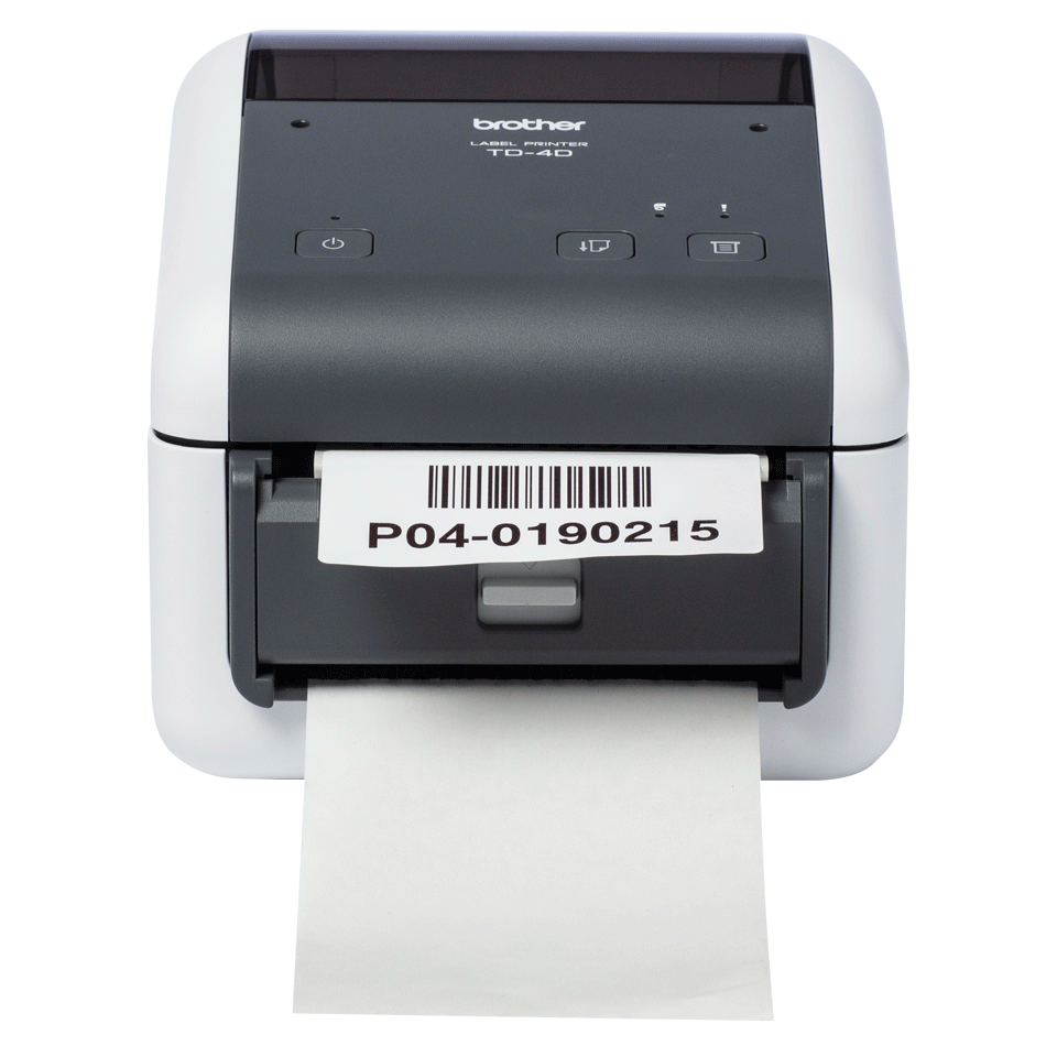 PA-LP-002 – Séparateur d'étiquettes Brother pour la gamme TD-4D 2