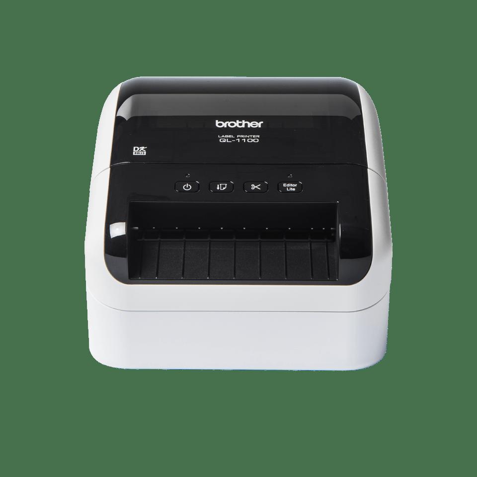 QL-1100 imprimante d'étiquettes professionnelle 2