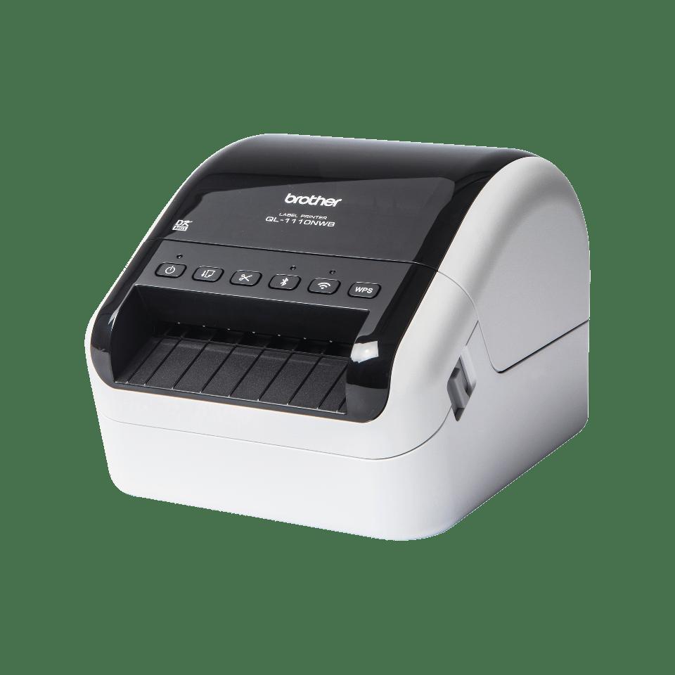 QL-1110NWB imprimante d'étiquettes professionnelle 2
