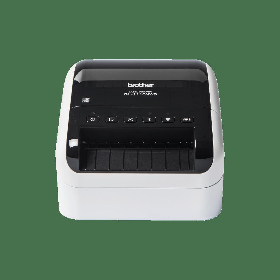 QL-1110NWB imprimante d'étiquettes professionnelle