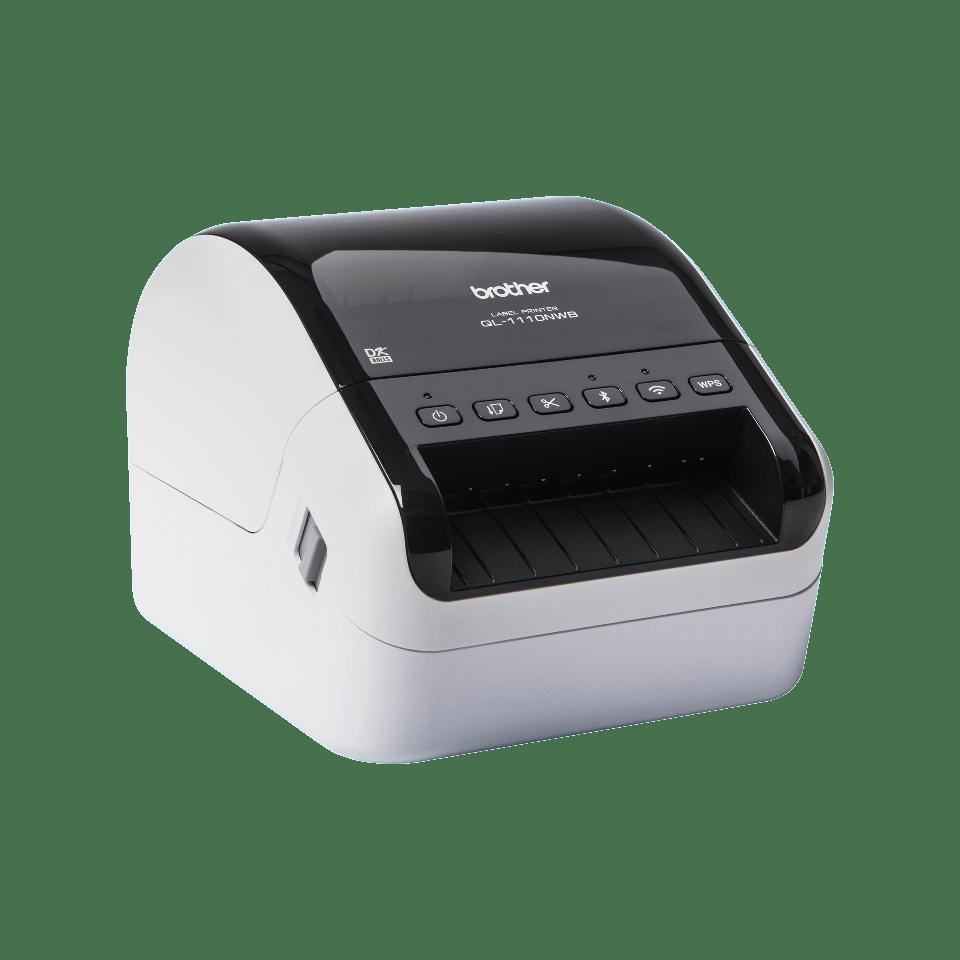 QL-1110NWB imprimante d'étiquettes professionnelle 3