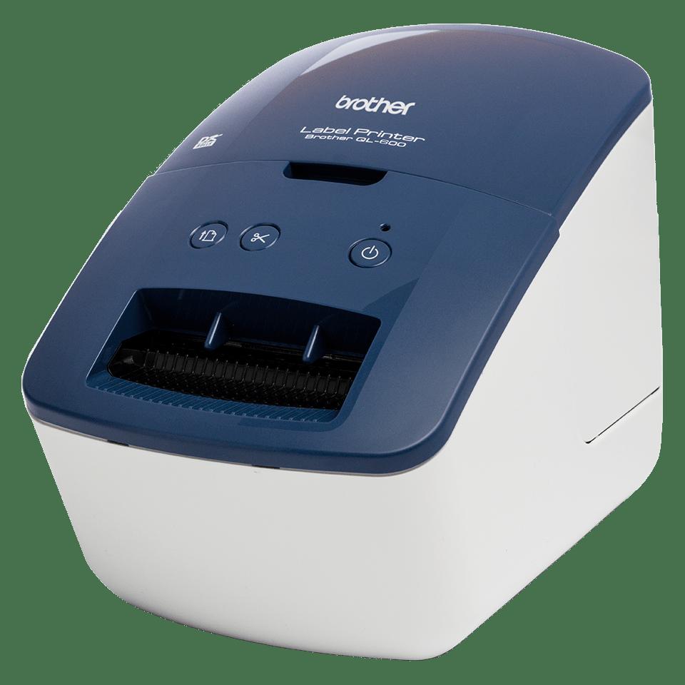 QL-600B - Imprimante d'étiquettes 2