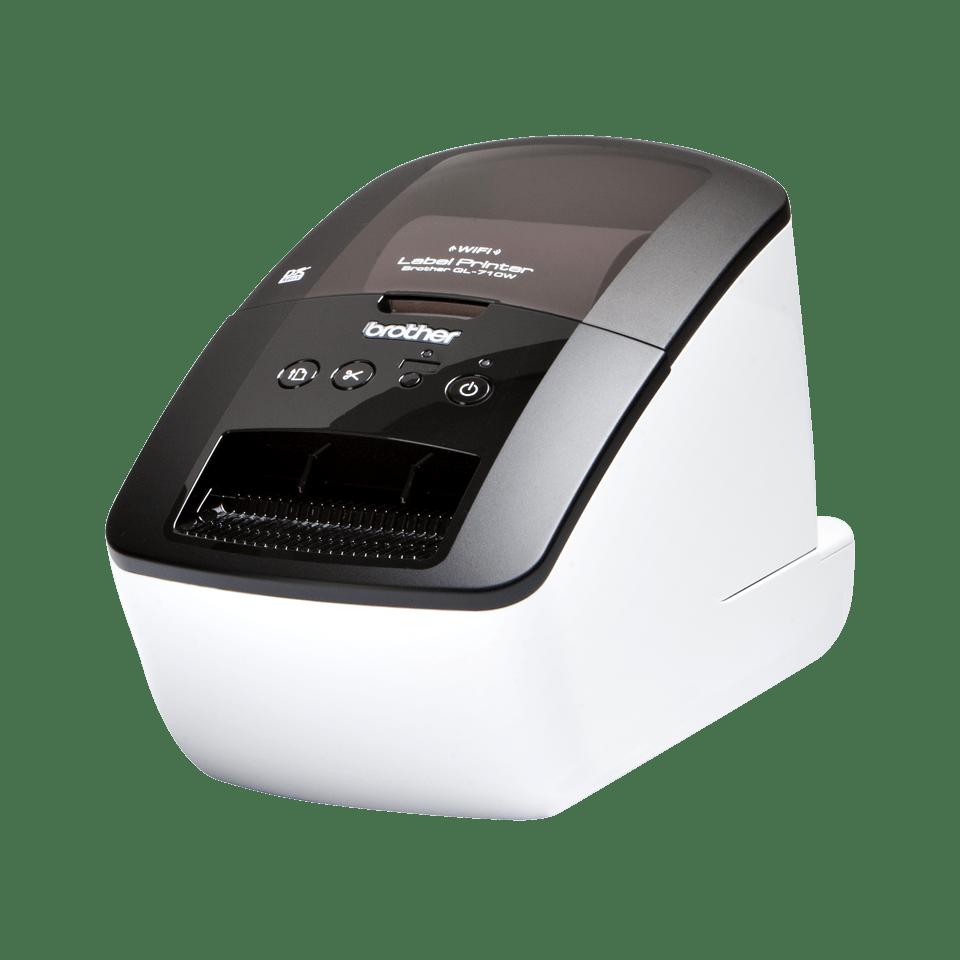 QL-710W imprimante d'étiquettes 2