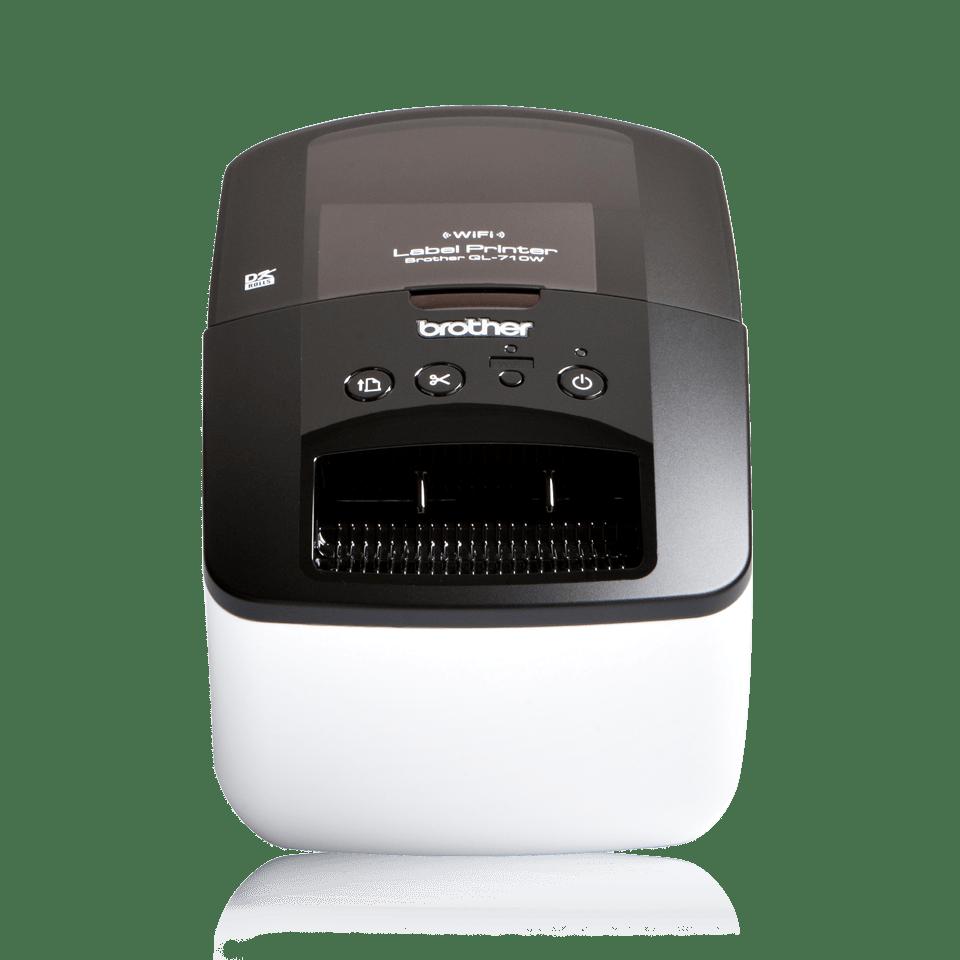 QL-710W imprimante d'étiquettes