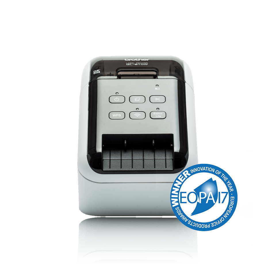 QL-810W imprimante d'étiquettes  2