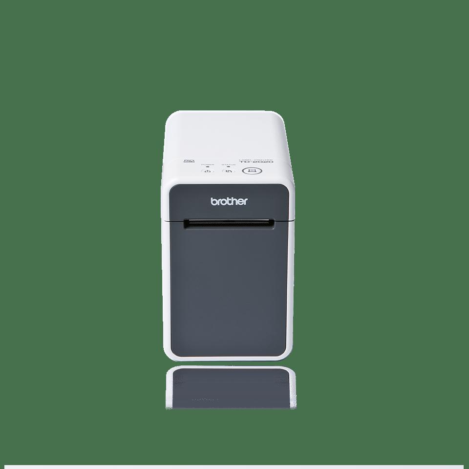 TD-2020 imprimante d'étiquettes 3
