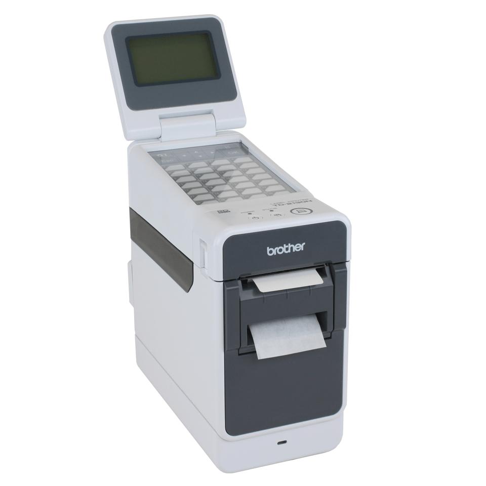 TD-2130N Imprimante d'étiquettes bureau polyvalente + réseau Ethernet + résolution 300 x 300 dpi
