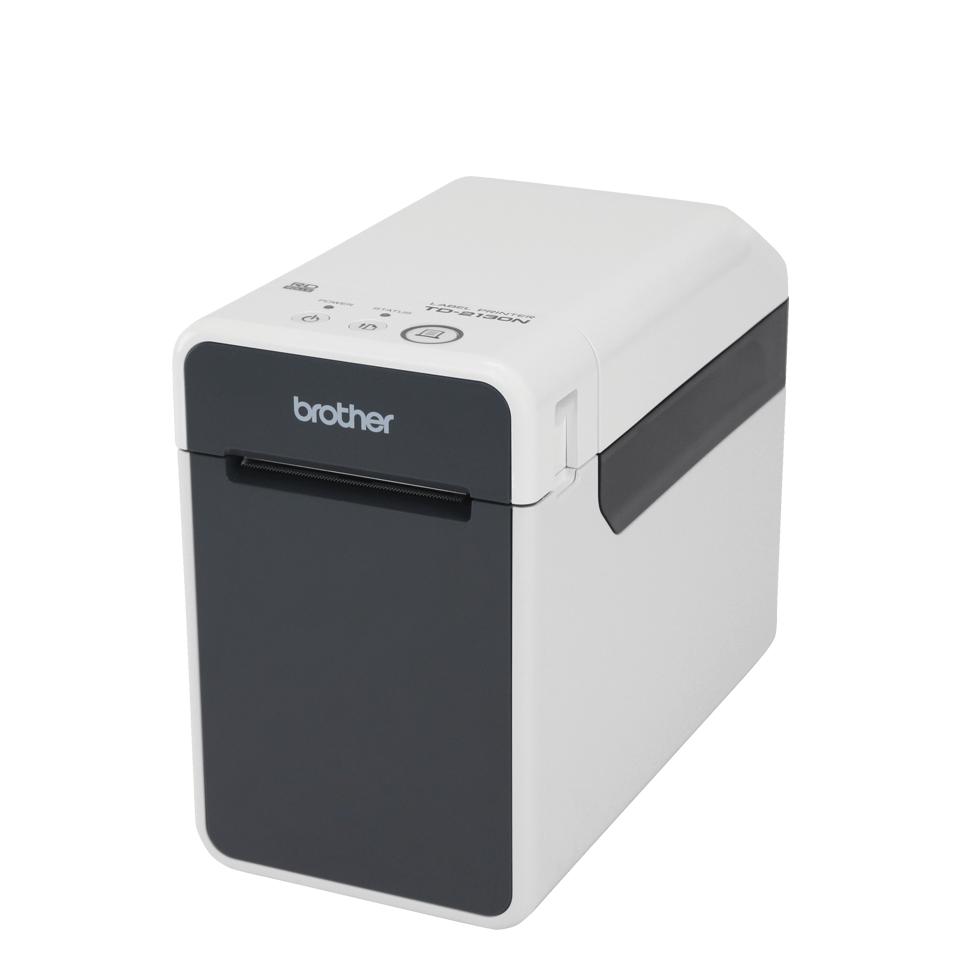 TD-2130N Imprimante d'étiquettes bureau polyvalente + réseau Ethernet + résolution 300 x 300 dpi 2