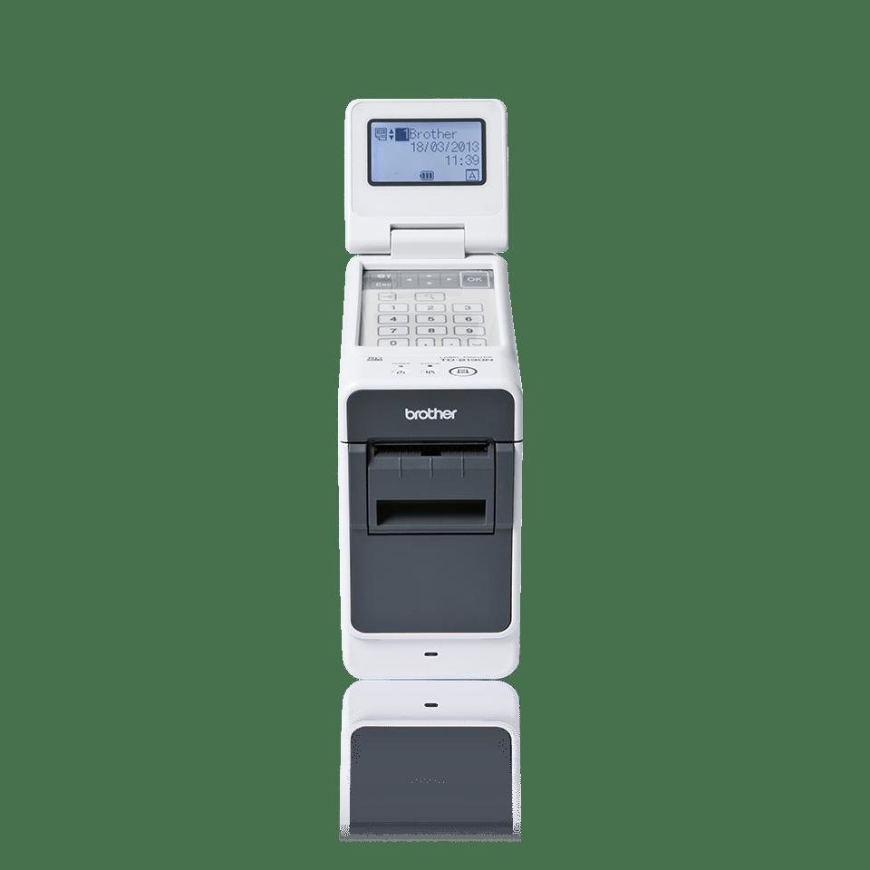 TD-2130N Imprimante d'étiquettes bureau polyvalente + réseau Ethernet + résolution 300 x 300 dpi 3