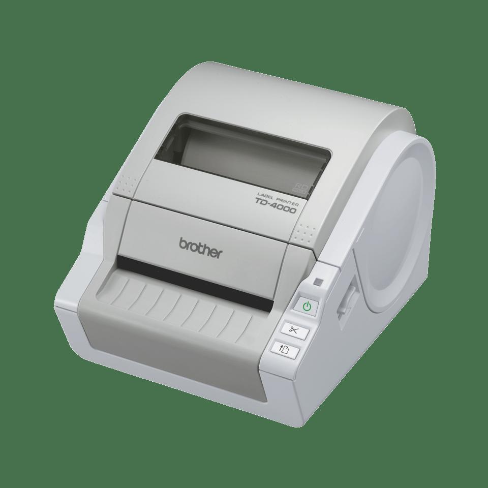TD-4000 imprimante d'étiquettes professionnelle 2