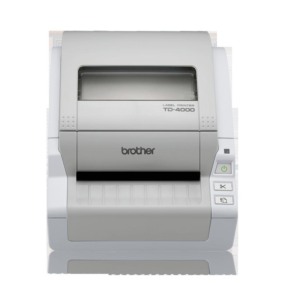 TD-4000 imprimante d'étiquettes professionnelle