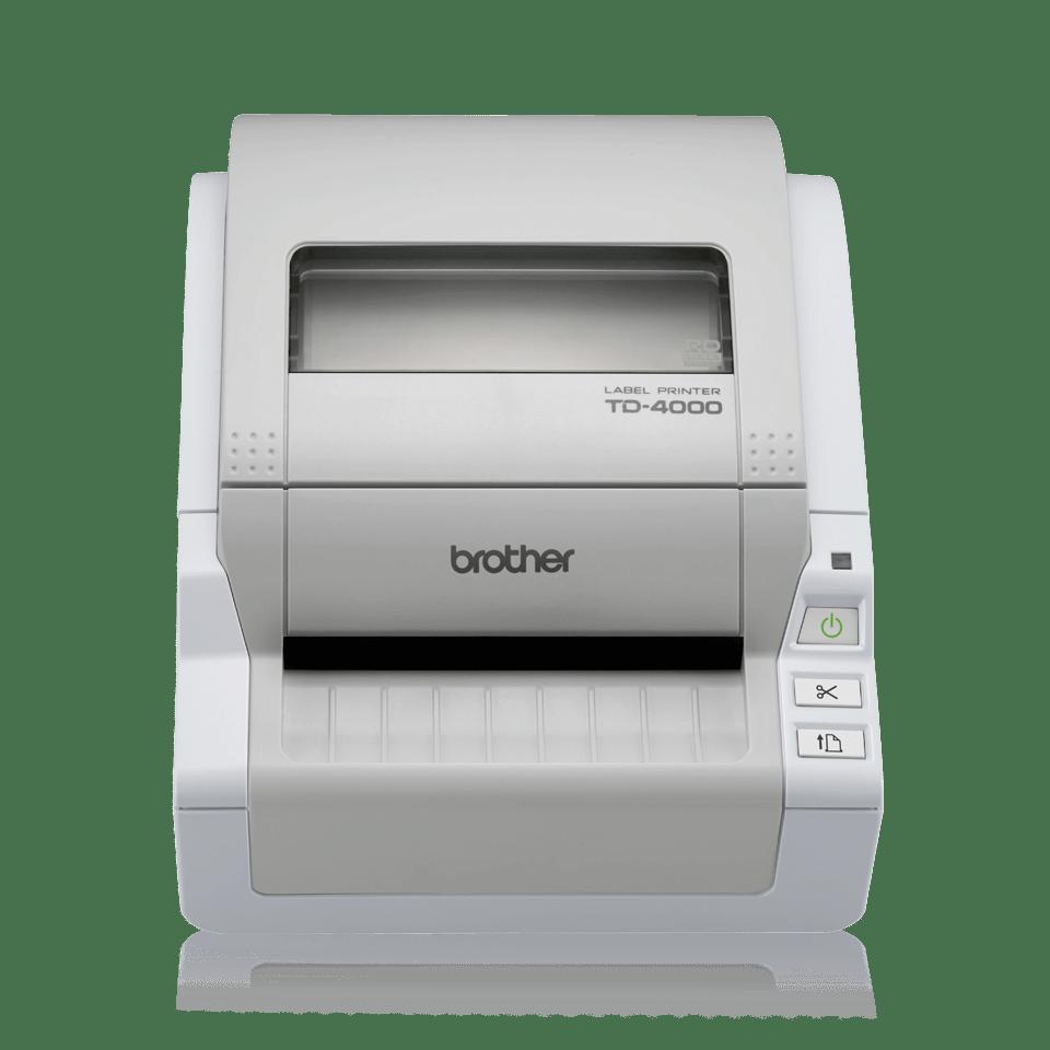 TD-4000 Imprimante professionnelle d'étiquettes haute résolution d'impression