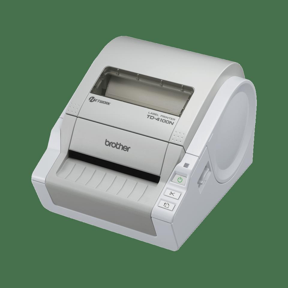 TD-4100N Imprimante d'étiquettes professionnelle 4 pouces réseau 2