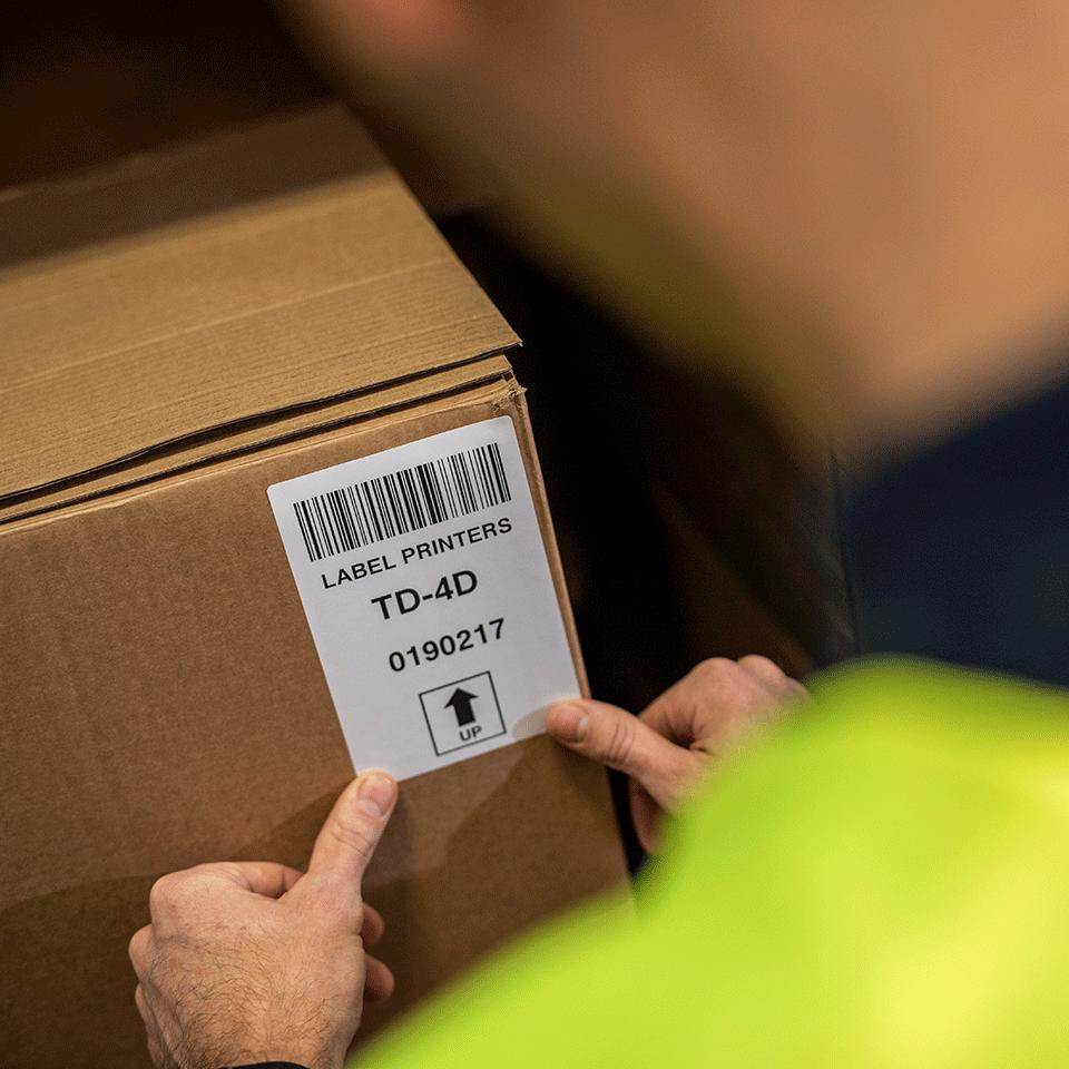 Imprimantes d'étiquettes professionnelle | Brother TD-4410D 5