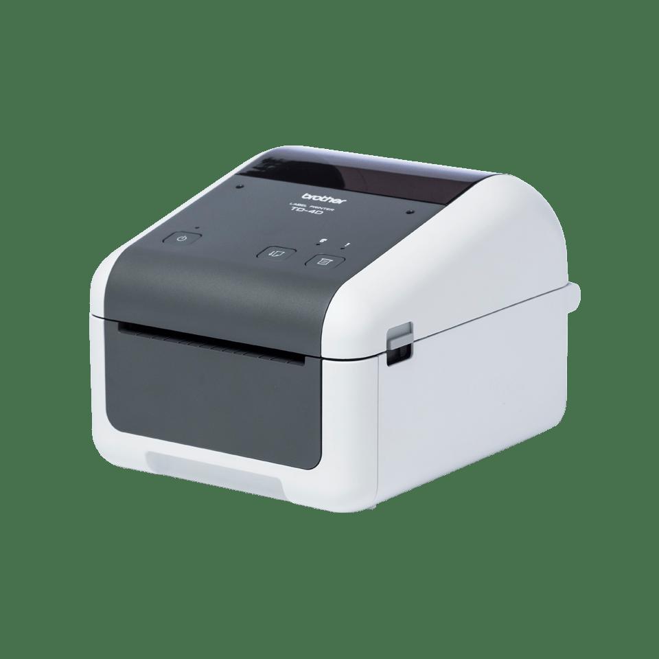 Imprimantes d'étiquettes professionnelle | Brother TD-4410D 2